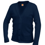 Cardigan Sweater Navy