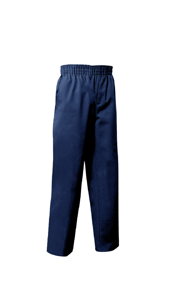 Pull-Up Pants Navy – Size Youth XXS – XL