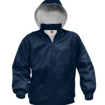 Windbreaker-Hooded EMB