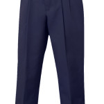 Pleated Twill Pants - Girls - Half 7.5-16.5